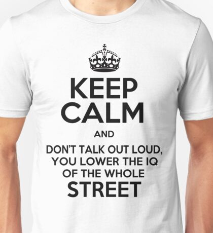 Sherlock - Black Unisex T-Shirt