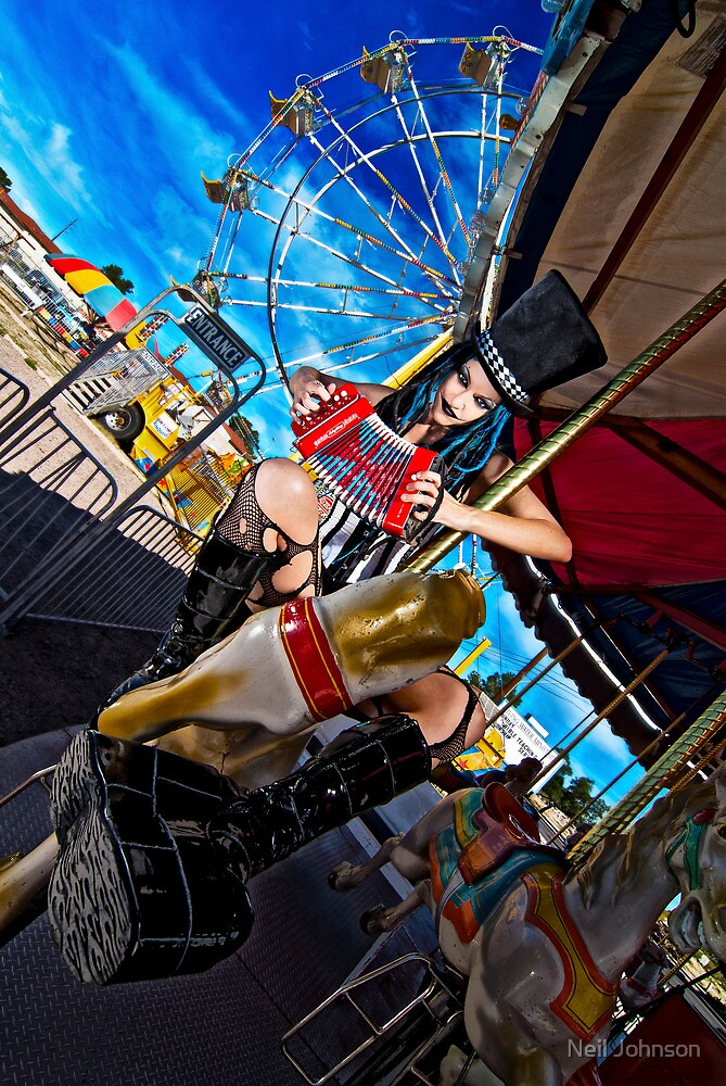 Crazy Carnival by Neil Johnson
