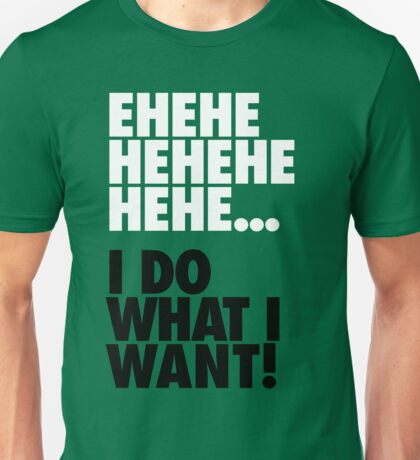 Ehehehehe... Unisex T-Shirt