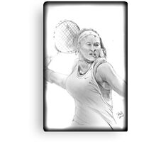 Serena Williams Canvas Print
