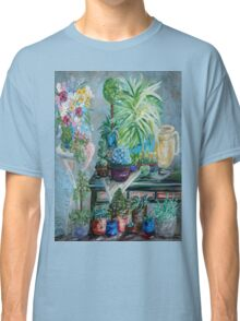 Table of a Plant Lover Classic T-Shirt