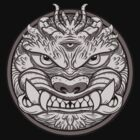 Monster Medallion by Lowgun