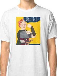 Feminist Icon; Eowyn The Riveter Classic T-Shirt