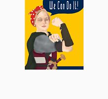 Feminist Icon; Eowyn The Riveter Unisex T-Shirt