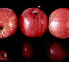 Red Apples by Diane McWhirter