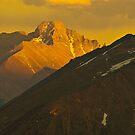 Long's Peak by Gary Lengyel