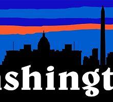 Washington DC by mustbtheweather