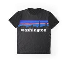 Washington DC Graphic T-Shirt