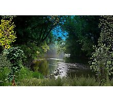 2316-Johns Creek at the Other End Photographic Print