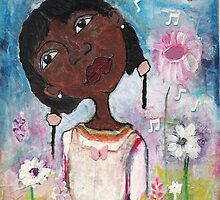 She Listens to His Voice by F. Magdalene Austin
