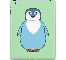 Light Blue Baby Penguin iPad Case/Skin
