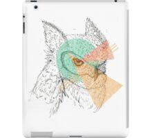 Simplistic Owl iPad Case/Skin