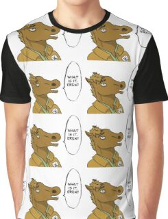 What Is It Eren? Graphic T-Shirt