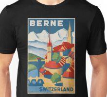 Vintage poster - Berne Unisex T-Shirt