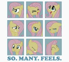 Fluttershy Feels by Spirit Blocks