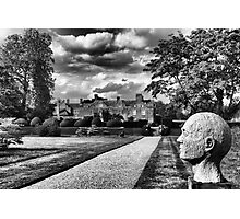 Head Of The House Photographic Print