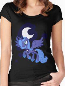 Princess Luna Women's Fitted Scoop T-Shirt