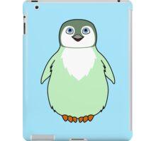 Light Green Baby Penguin iPad Case/Skin