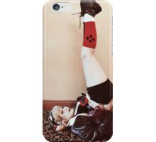 Insane Clown Princess Pin-Up iPhone Case/Skin