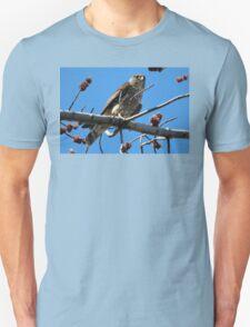 Springtime Merlin Hawk Unisex T-Shirt