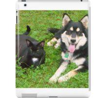 Rosie and Mia - Best Friends iPad Case/Skin