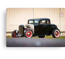 Barry's 1932 Ford 5-Window Coupe Canvas Print