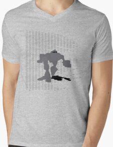 Viper Omimech Tee Mens V-Neck T-Shirt