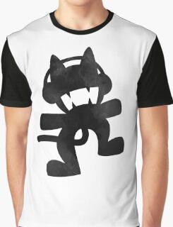 Smoke cat Graphic T-Shirt