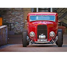 Scott Bamford's 1932 Ford Coupe Photographic Print