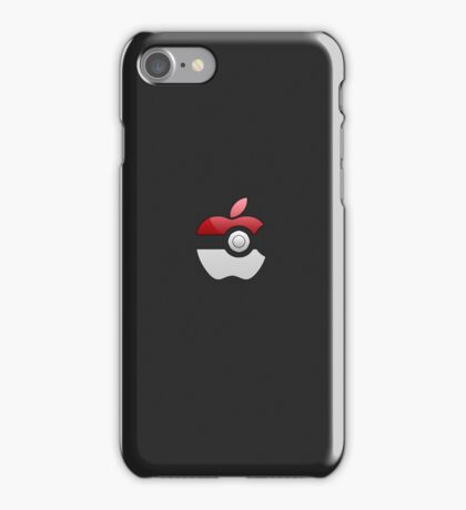 Poke Apple iPhone Case/Skin