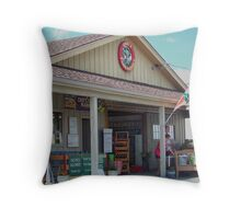 Orr's Market Throw Pillow
