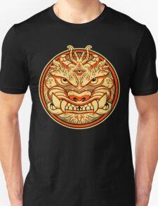Monster Medallion Red/Yellow T-Shirt