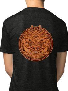 Monster Medallion Tri-blend T-Shirt
