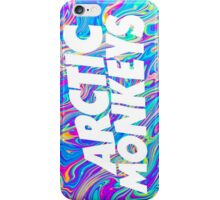 Arctick Monkeys Oil iPhone Case/Skin