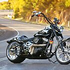 Jeremy's Custom Harley Davidson by HoskingInd