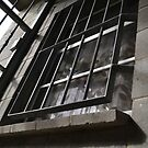 An old jail window by Jemma Richards