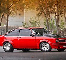 Les Chadwick's LX Holden Torana Hatch by HoskingInd