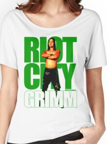 Grimm Women's Relaxed Fit T-Shirt