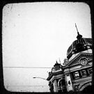 melbourne... fragments: flinders street station by sebastian