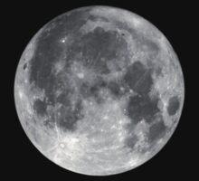 Full Moon by JennHolton