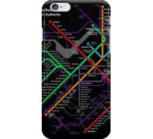 MBTA Boston Subway - The T iPhone Case/Skin