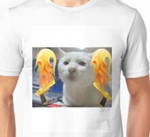 Atomic Cat Unisex T-Shirt