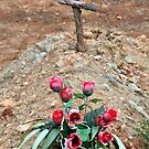 A Simple Burial by photoj