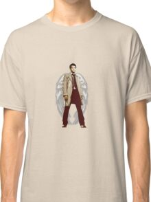 Winged Castiel Classic T-Shirt