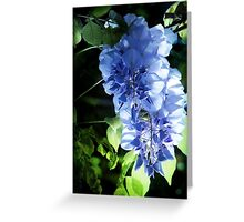 Lilac in the Morning Greeting Card