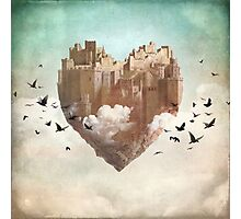 My Heart Is My Castle Photographic Print