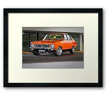 Chris Milburn's LJ Holden Torana Framed Print
