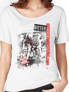 Bitter Rivals 3: Hellfire v Grimm circa: 2008 - ON GOING Women's Relaxed Fit T-Shirt