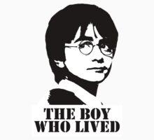 The Boy Who Lived by AlyssaSbisa
