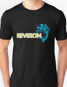 Skull Tee Revision Apparel 2012 Unisex T-Shirt